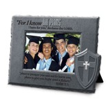 Know Plans, He is Your Shield Photo Frame