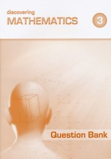 Discovering Mathematics Question Bank 3