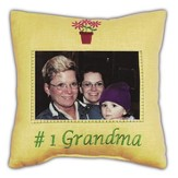 #1 Grandma Pillow