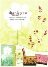 Thankful Hearts Thank You Cards