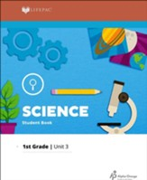 Lifepac Science Grade 1 Unit 3: More About Your Senses
