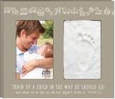 Train Up A Child Photo Frame