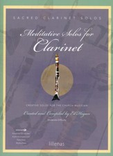 Meditative Solos for Clarinet (Book with CD-ROM)