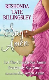 Reshonda Tate Billingsley - Say Amen: Let the Church Say Amen, Everybody Say Amen, Excerpt from Say Amen, Again - eBook