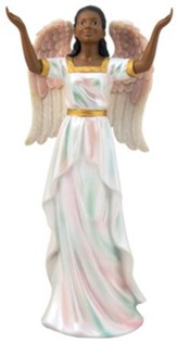 Praise Angel Figurine