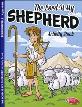 The Lord Is My Shepherd--Activity Book (ages 6 to 10)