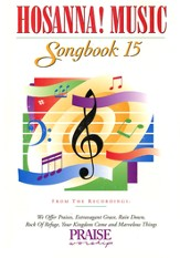 Hosanna! Music Songbook 15