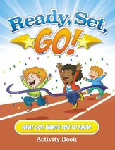 Ready Set Go! Activity Book, Ages 8-12