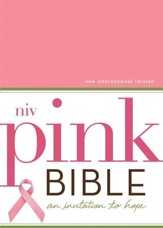 The NIV Pink Bible: An Invitation to Hope - eBook