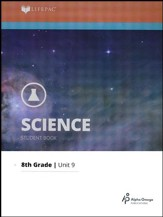 Lifepac Science Grade 8, Unit 9: Balance in Nature