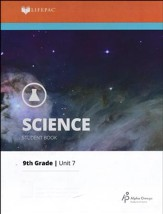 Lifepac Science Grade 9 Unit 7: Astronomy