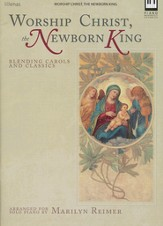 Worship Christ, The Newborn King, for Solo Piano