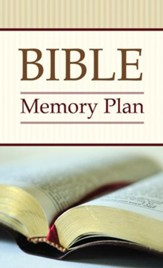 Bible Memory Plan: 52 Verses You Should -and CAN-Know - eBook