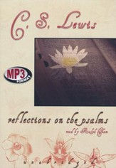 Reflections on the Psalms - unabridged audiobook on MP3-CD
