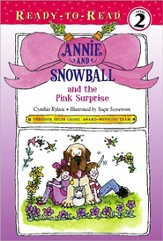 Annie and Snowball and the Pink Surprise - eBook