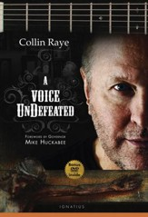 A Voice Undefeated--Book and DVD
