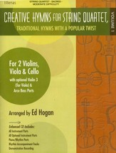Creative Hymns For String Quartet, Vol.1, Bk
