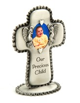 Our Precious Child Photo Cross