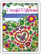 Peaceful Reflections: Creative Coloring Pages for Prayer