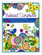 Best Loved Scriptures Coloring Book for Adults