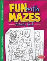 Fun with Mazes Activity Book (ages 5 to 7)