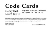 Code Cards, set of 54