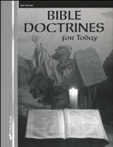 Bible Doctrines for Today Quizzes & Tests Key