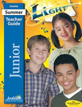 The Light Junior (Grades 5-6) Teacher's Guide