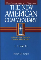 1,2 Samuel: New American Commentary [NAC] -eBook