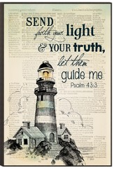 Send Forth Your Light and Your Truth Wall Art