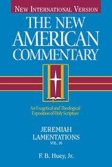 Jeremiah: New American Commentary [NAC] -eBook