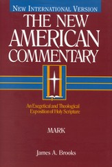 The New American Commentary Volume 23 - Mark - eBook