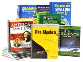 Grade 8 Homeschool Parent Full-Grade Kit