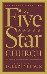 The Five-Star Church - eBook
