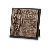 La Armadura de Dios, Placa (The Armor Of God, Plaque)