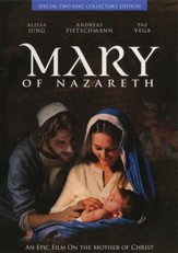 Mary of Nazareth: An Epic Film on the Mother of Christ, DVD