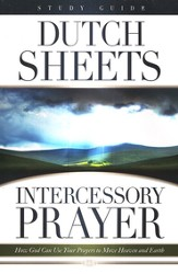 Intercessory Prayer Study Guide - eBook
