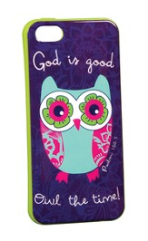 God Is Good, Owl iPhone 5/5S Case