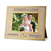 Joined in Love Photo Frame, 5 X 7