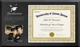 For I Know the Plans, Graduation Photo and Diploma Frame