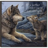As A Mother Comforts Her Child, I Will Comfort You Wall Art