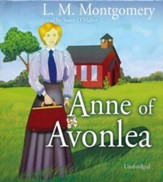 Anne of Avonlea - unabridged audiobook on CD