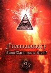Free Masonry From Darkness to Light, DVD
