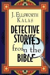 Detective Stories from the Bible - eBook