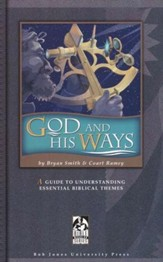 BJU God and His Ways, Student Text