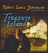 Treasure Island - unabridged audiobook on CD