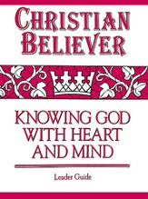 Christian Believer - Leader Guide - eBook