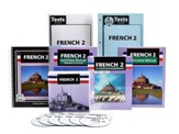 BJU French 2 Homeschool Kit