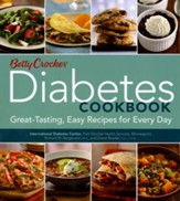 Betty Crocker Diabetes Cookbook: Great-tasting, Easy Recipes for Every Day