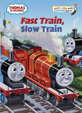 Fast Train, Slow Train (Thomas & Friends) - eBook